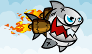 Rocket Shark IOS Android
