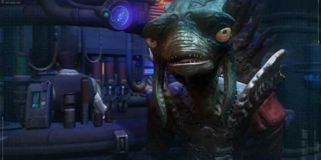 Rebel Galaxy Alien