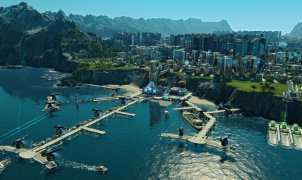 Anno 2205 Port City