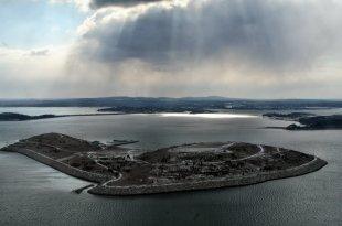 Spectacle Island Boston Harbor