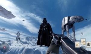 Battlefront facing Vader