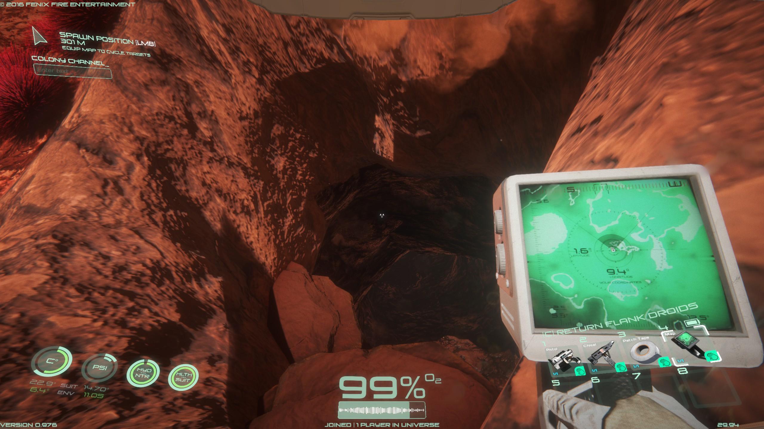 osiris new dawn resource locations chaos rift games