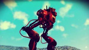 No Mans Sky Sentinel