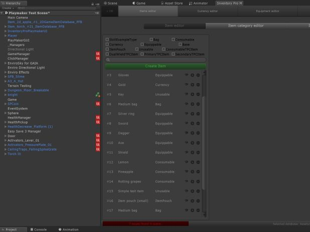 Devdog's Inventory Manager Pro