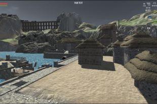 immortal realm fishing village