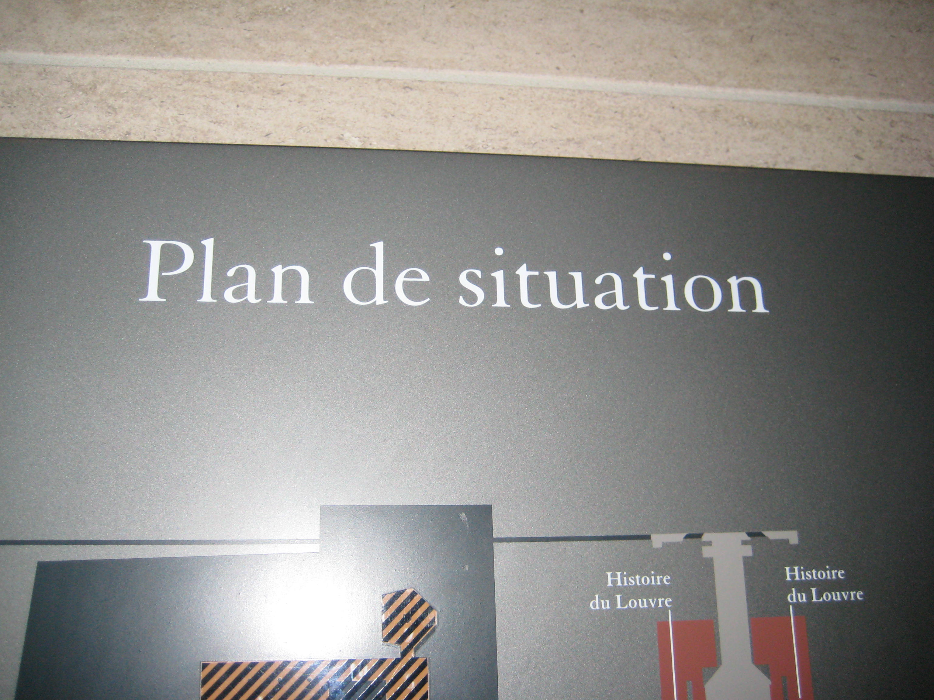 Plan de Situation