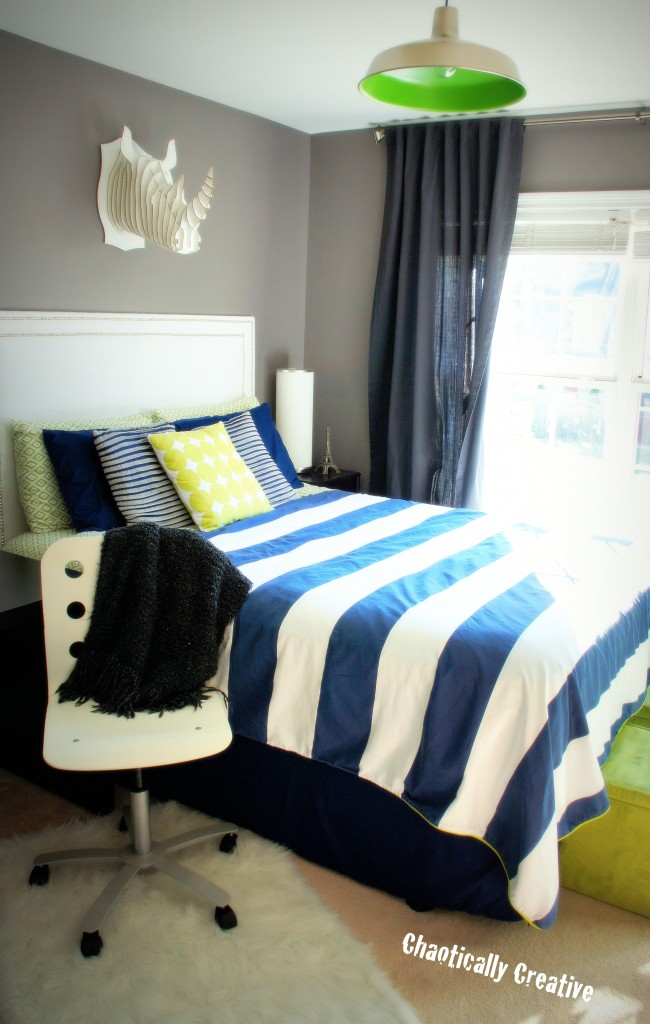 Boy to Teen Bedroom - Chaotically Creative on Teenage Room Colors For Guy's  id=24859