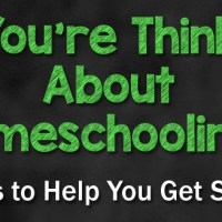 Thinking About Homeschooling? Here's How to Get Started