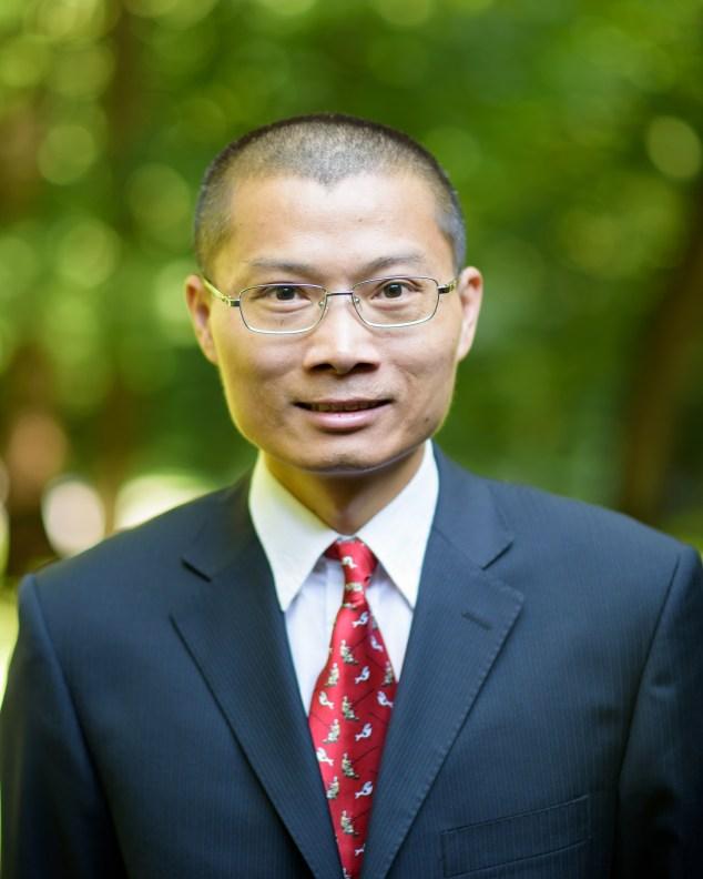 Chao Wu Portrait original