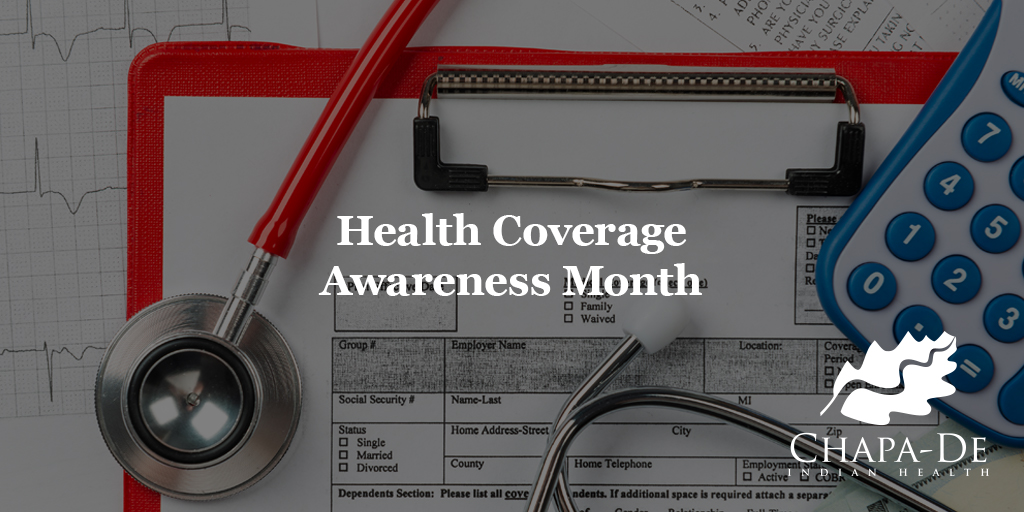 Health Coverage Awareness Month