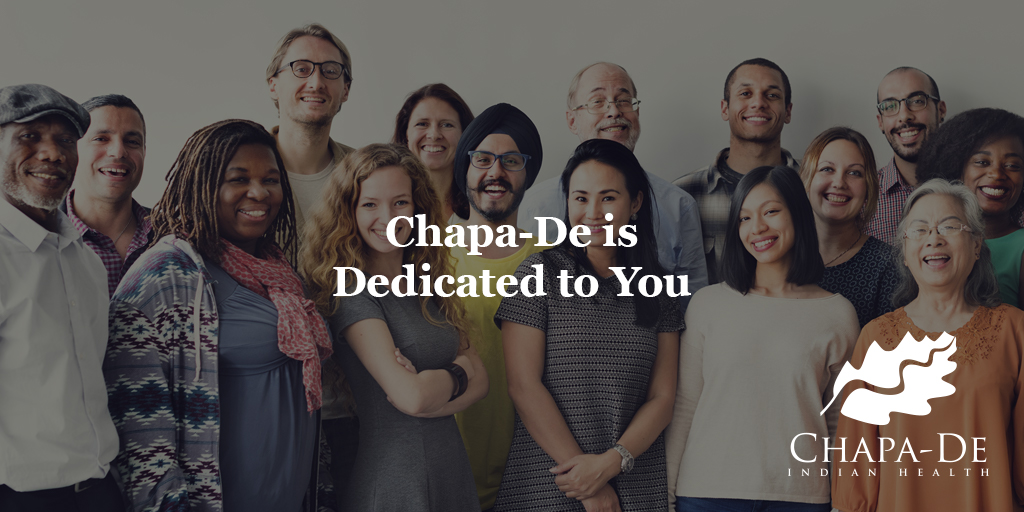 Chapa-De is Dedicated to You