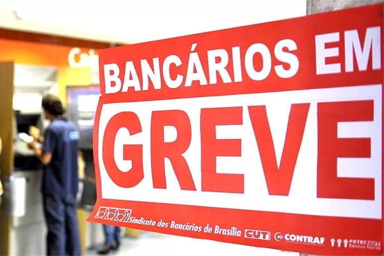 Bancários entrarão em greve nesta segunda-feira ,19