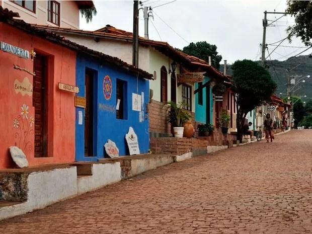 Vale do Capão, na Chapada Diamantina, vai sediar Festival de Reggae (Foto: Silvana Sepúlveda/Palacete das Artes)