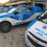 Governador entrega viaturas às polícias Civil e Militar em Ruy Barbosa
