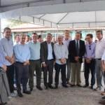 Prefeito de Ipirá lança pedra fundamental do Senai