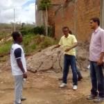 Prefeitura de Itaberaba intensifica trabalhos de recuperação da cidade