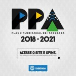 Participe do plano Plurianual de Itaberaba (PPA)