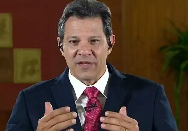 Haddad quer ser entrevistado pelo SBT em horário de debate caso Bolsonaro não compareça