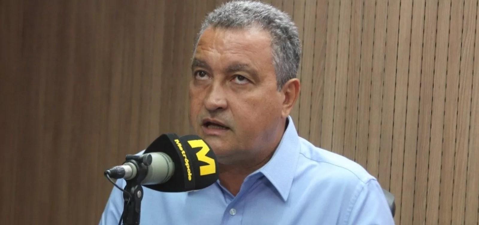 Governador questiona destino de privatização da Coelba: 'Não foi parar na previdência'