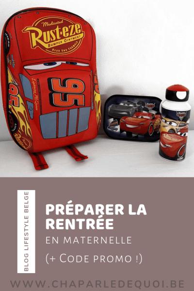 Préparer la rentrée - Pinterest Chaparledequoi
