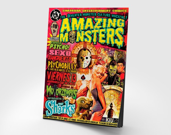 Amazing Monsters nº 10