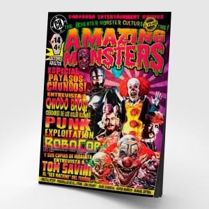 Amazing Monsters nº 14