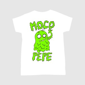 Camiseta infantil de Moco Pepe