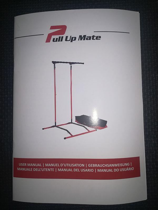 Pull Up Mate User Manual