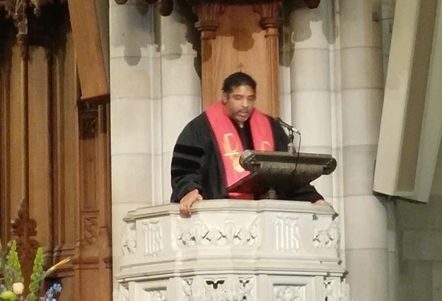 Rev. Barber at Duke Chapel's MLK Celebration: 'No Ways Tired'