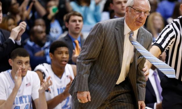 Reeling Tar Heels Usher In Duke Week Licking Wounds
