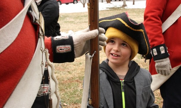 Revolutionary War Living History Day