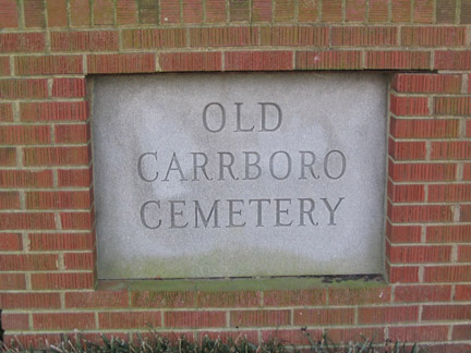 Carrboro Weighs Green Burial Idea