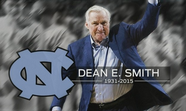 NC House Honors Dean Smith
