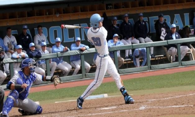 UNC Baseball Falls Flat in Finale vs. Rhode Island