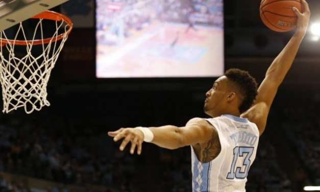 UNC Junior Forward J.P. Tokoto Heads For NBA
