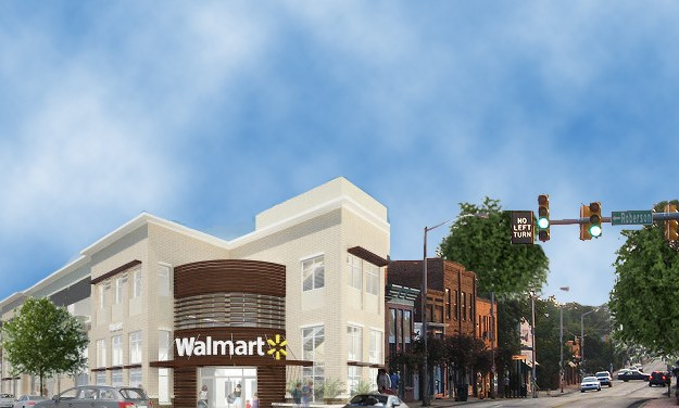 APRIL FOOLS: Walmart — Coming to Carrboro?