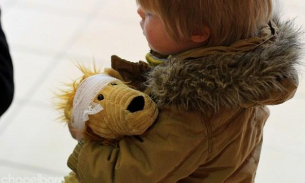 Kidzu Teddy Bear Clinic