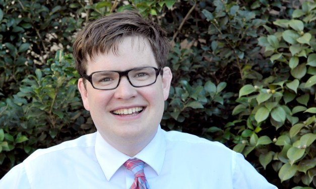 National LGBT Ground Endorses Storrow for Town Council
