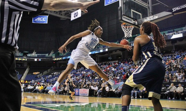 UNC Women's Basketball – ACC Tournament Second Round