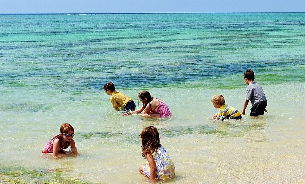 Parenting Page: Vacationing with Children