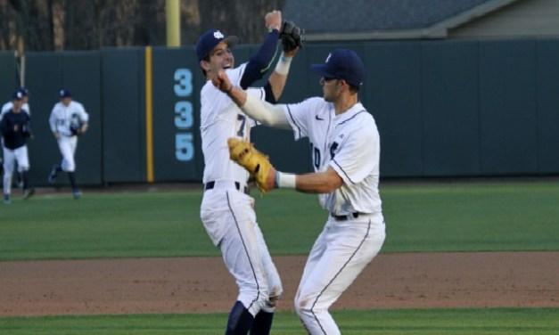 UNC Baseball Snaps Skid With Win Over Gardner-Webb