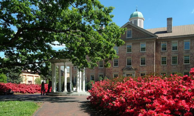 UNC Research Exceeds $1 Billion Annually for the First Time