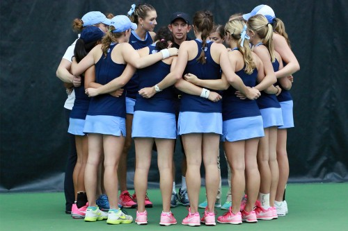 Tar Heel Tennis To Host NCAA Tourney Openers