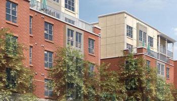 Construction Blocks Lane on West Franklin Street in Chapel Hill