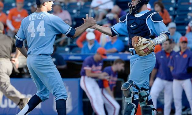 ACC Baseball Tournament: Tar Heels Pick Up Big Win Over Clemson