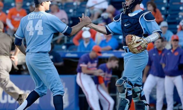 ACC Baseball Tournament: Tar Heels Pick Up Big Win Over Clemson