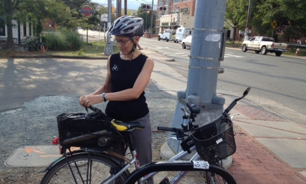 Town of Carrboro Celebrates National Bike Month