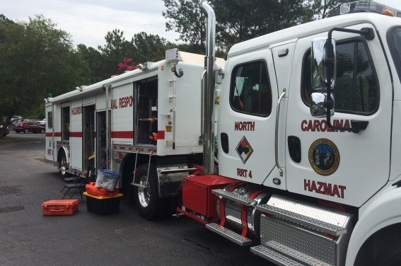 10 Residents, 3 Pets Injured by Hazardous Chemical