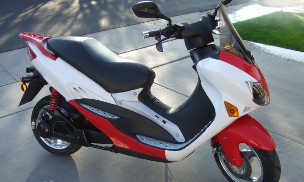CHPD Offers Moped Drivers One Month To Register