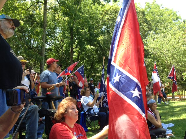 Orange County Schools Continues Confederate Flag Debate